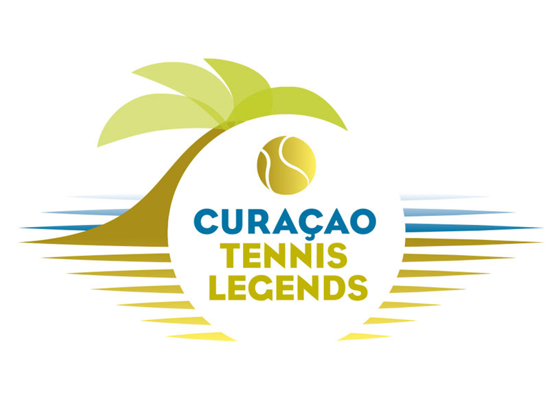 Curacao Tennis Legends, logo