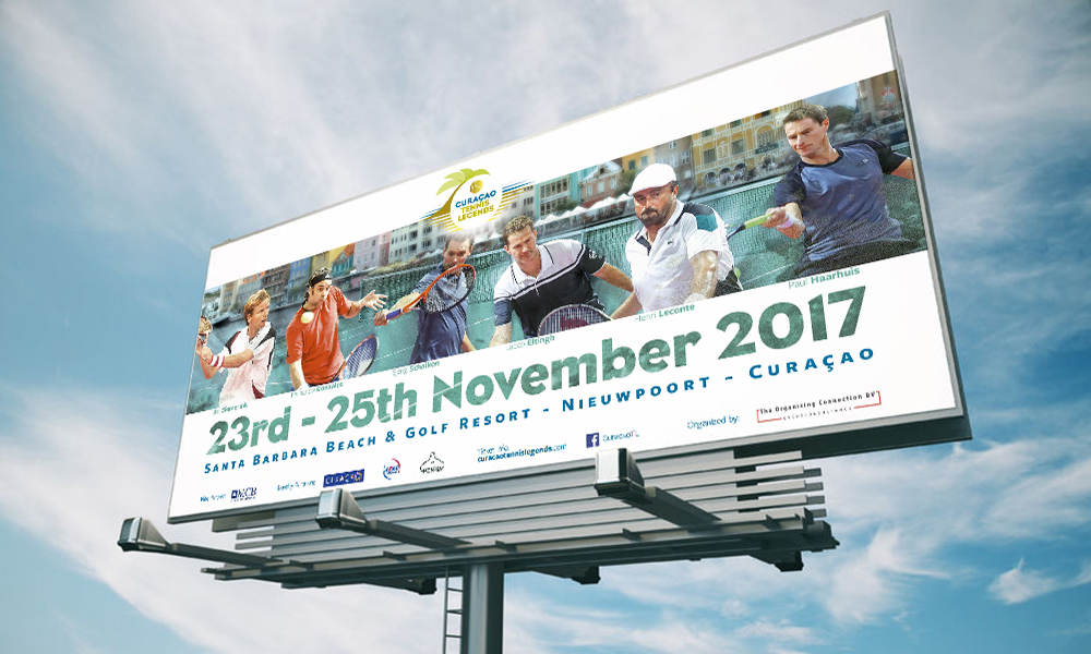 Curacao Tennis Legends, 2017, 2018